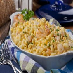 Shrimp Mac & Cheese